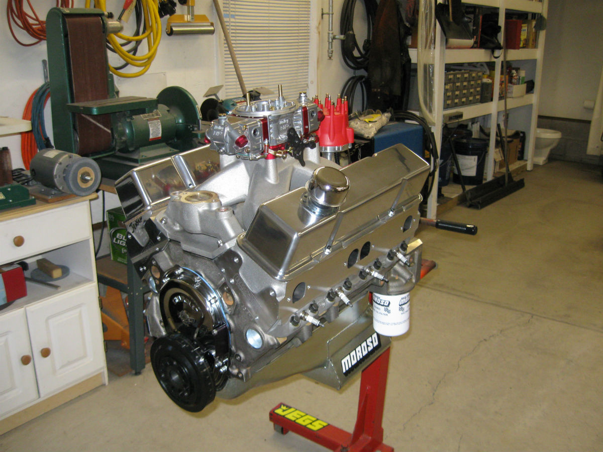 Drag Racing Engine Packages |