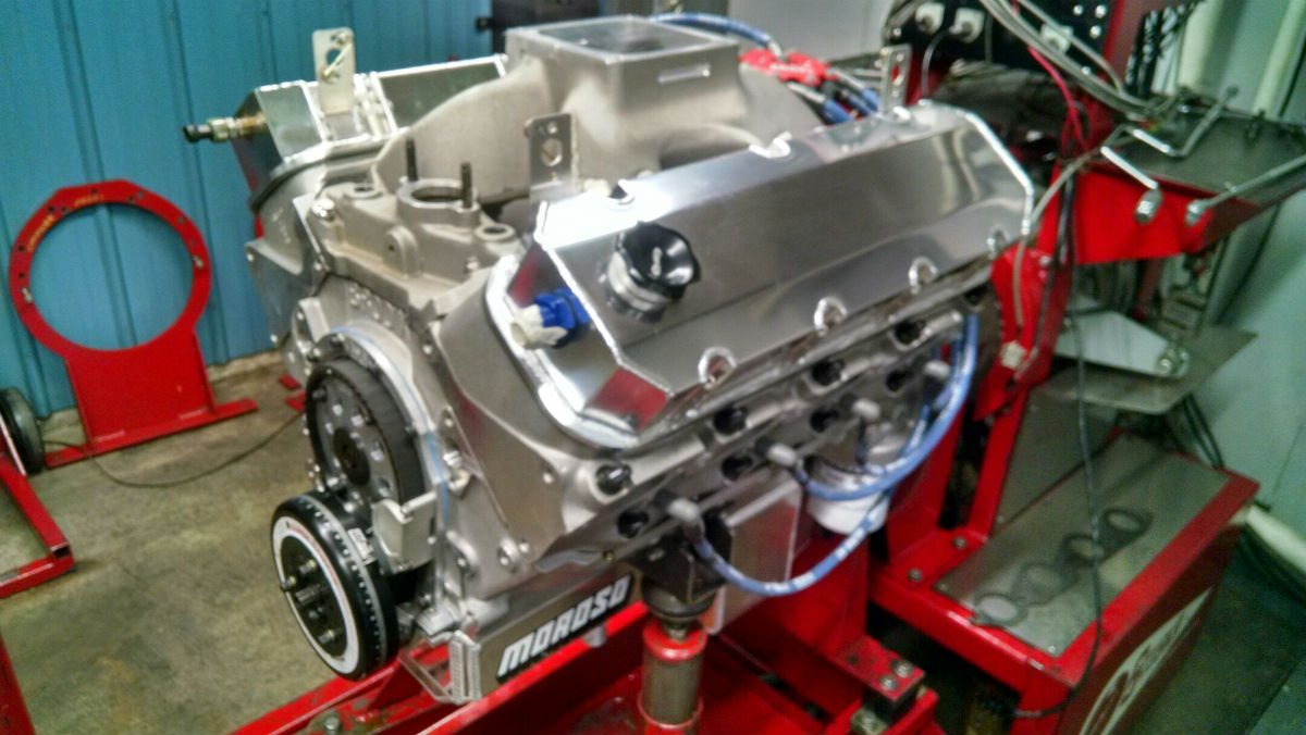 How To Build A  Hp Race Engine