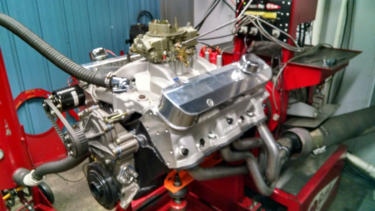 Ford, MOPAR, and Pontiac Engines  
