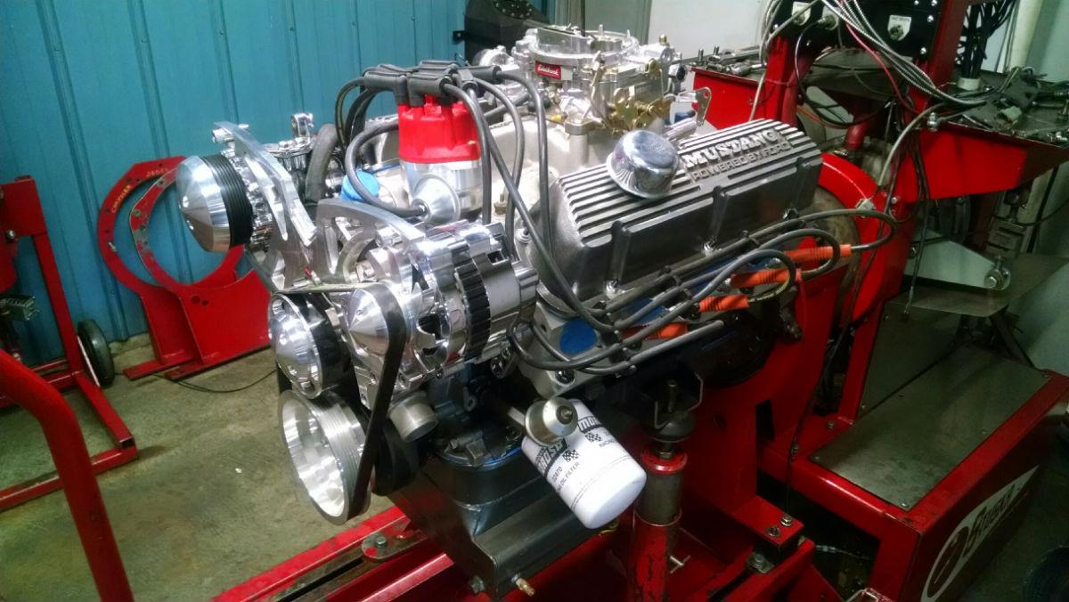 Ford, MOPAR, and Pontiac Engines |