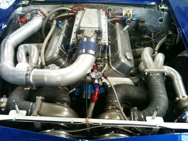 540 Big Block 800 Hp
