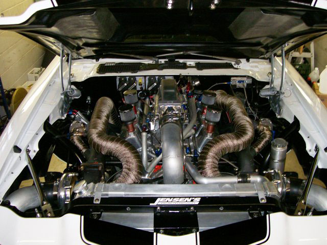 Turbo & Blower Engine Packages