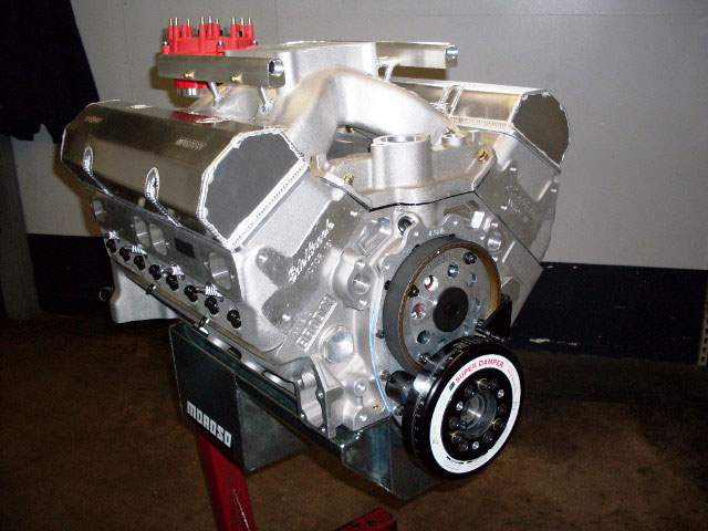 Turbo & Blower Engine Packages |