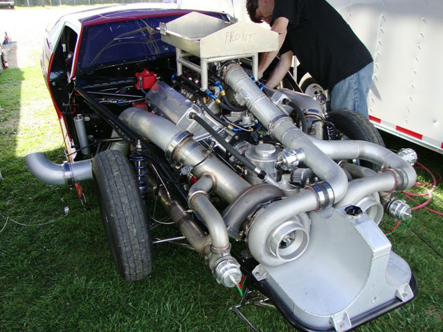 Turbo Amp Blower Engine Packages